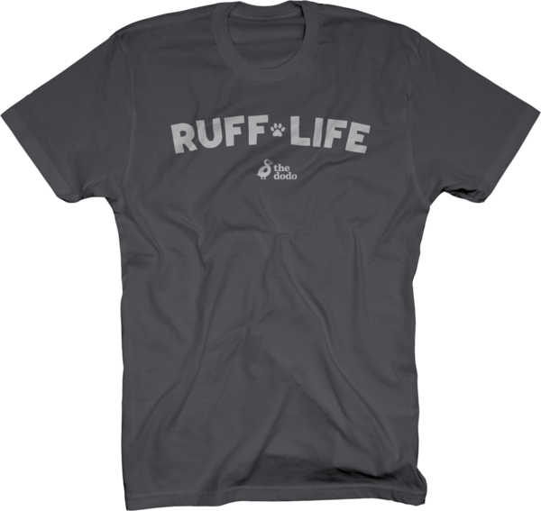 Ruff Life with Lee Asher Tee