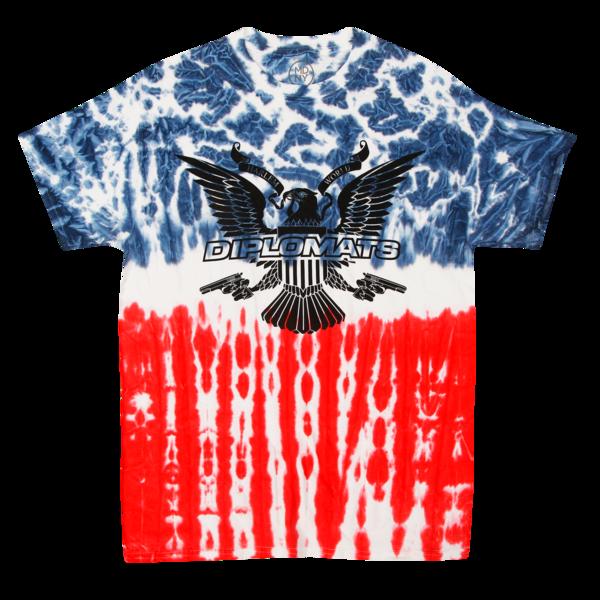 USA Logo Tie Dye