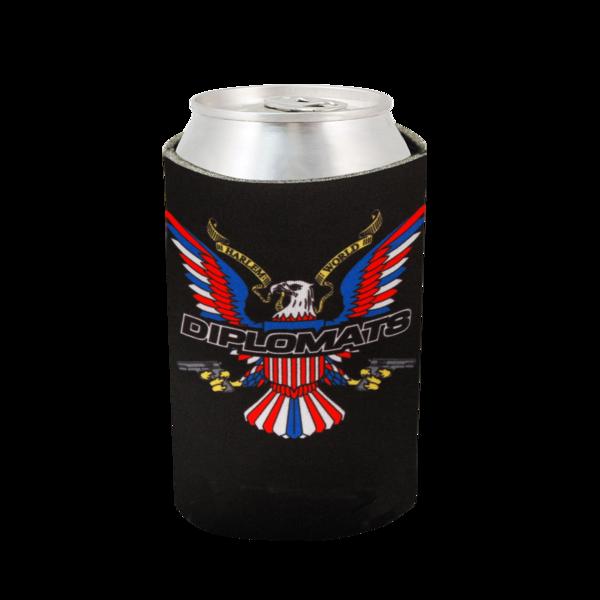 USA Logo Koozie