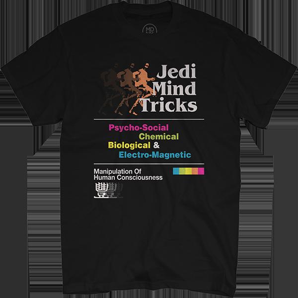 JMT Psycho Social 8-Track T-Shirt