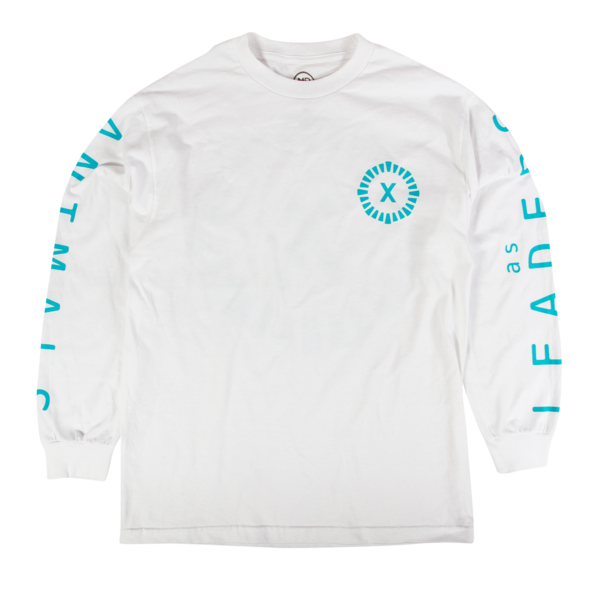 X Year Anniversary White Long Sleeve