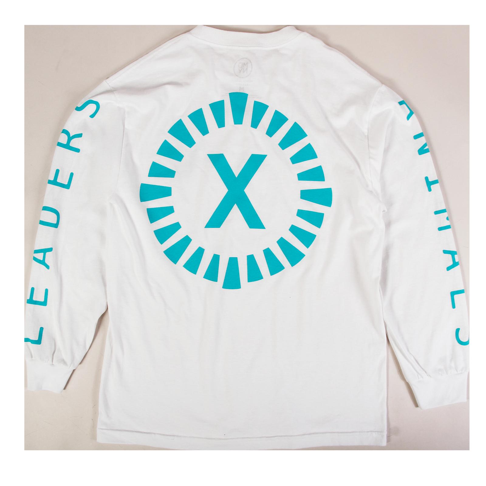 X Year Anniversary White Long Sleeve