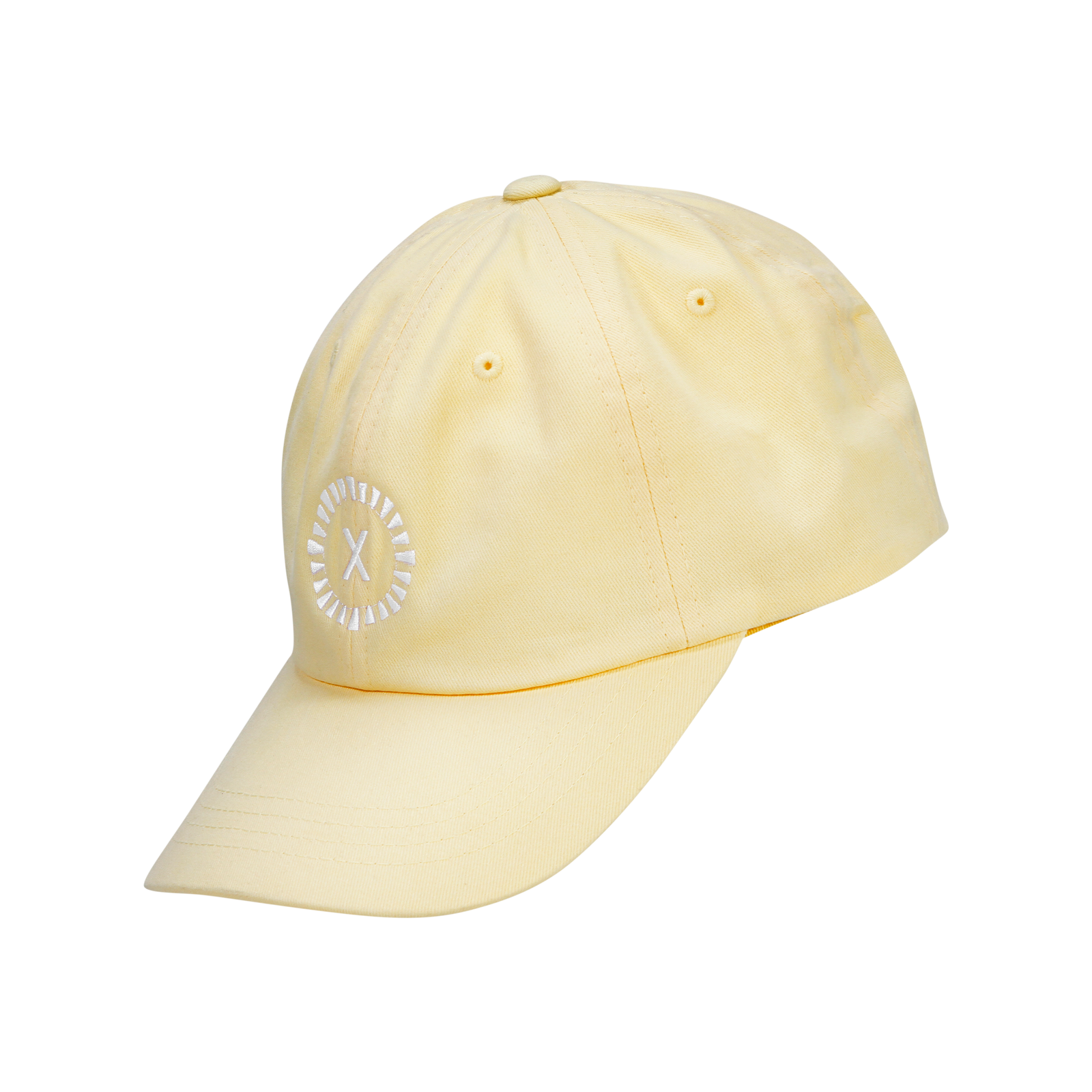 X Year Anniversary Yellow Dad Hat