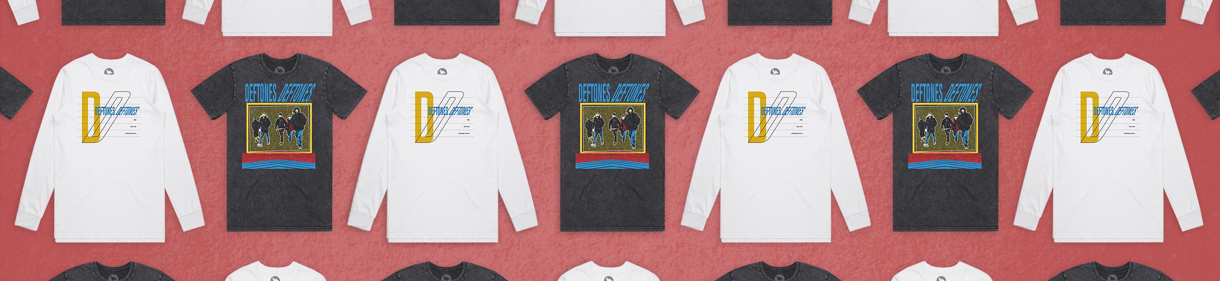 Deftones Official Merchandise - Shop Now!