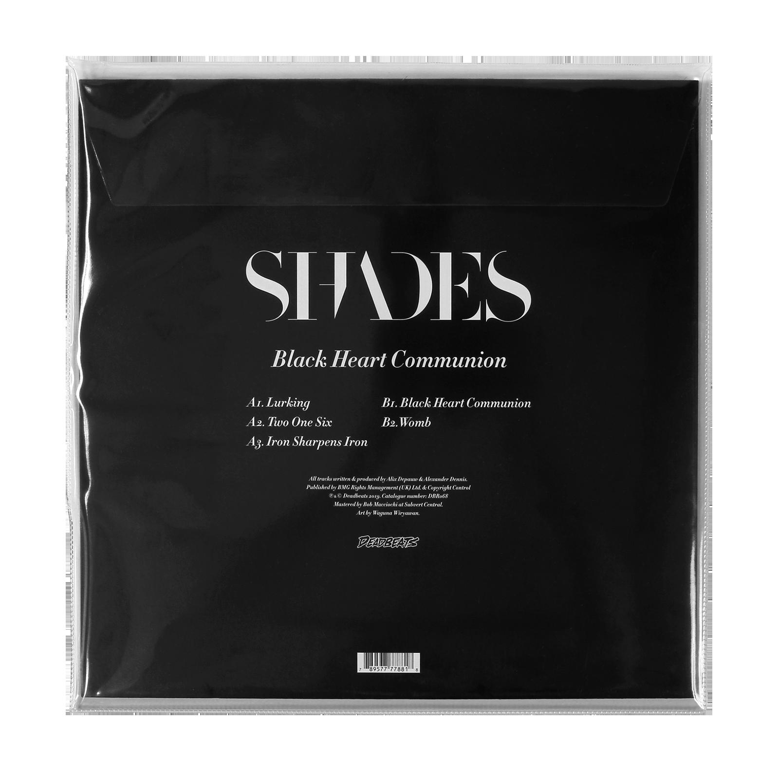 Black Heart Communion 180g Vinyl