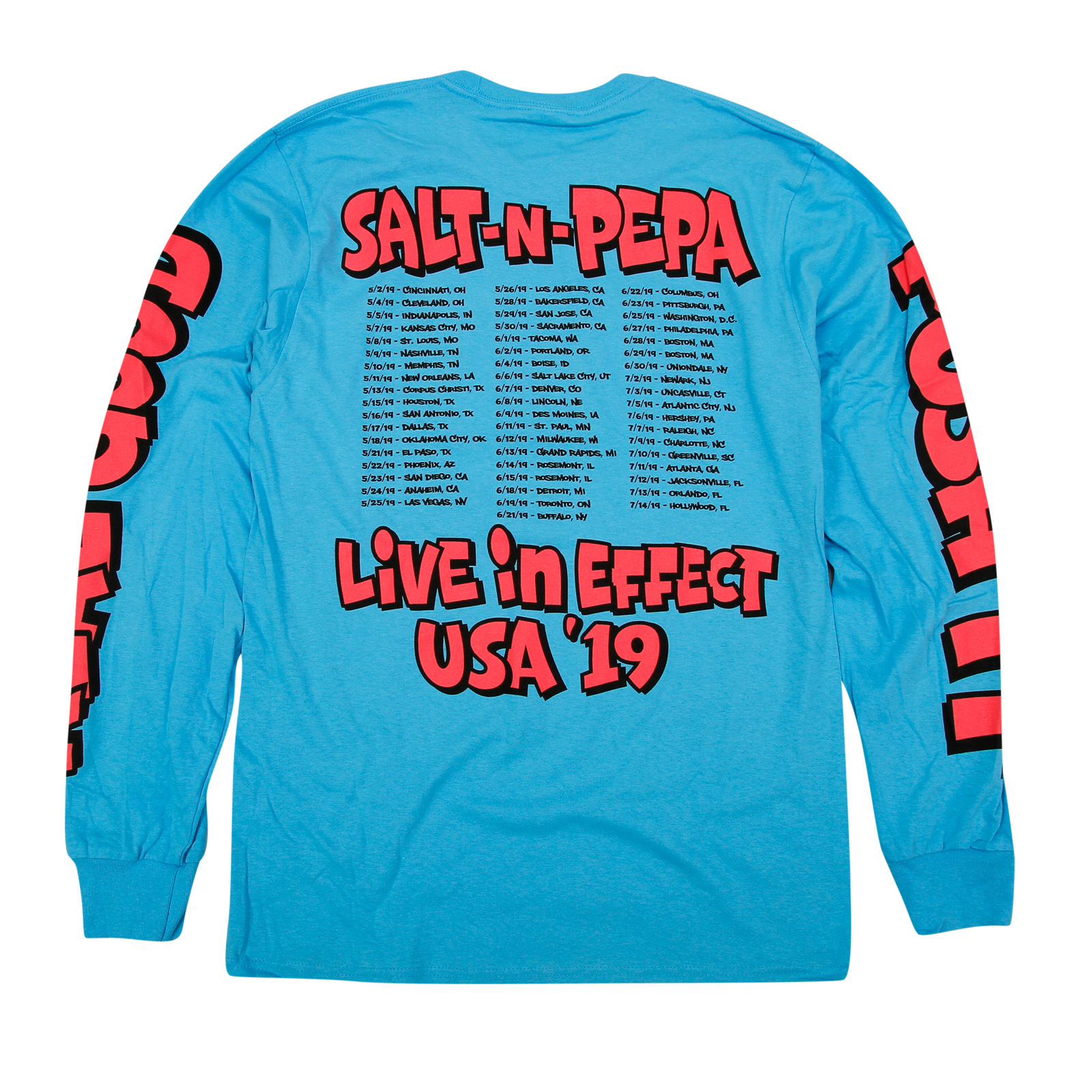 Real Good Blue Longsleeve