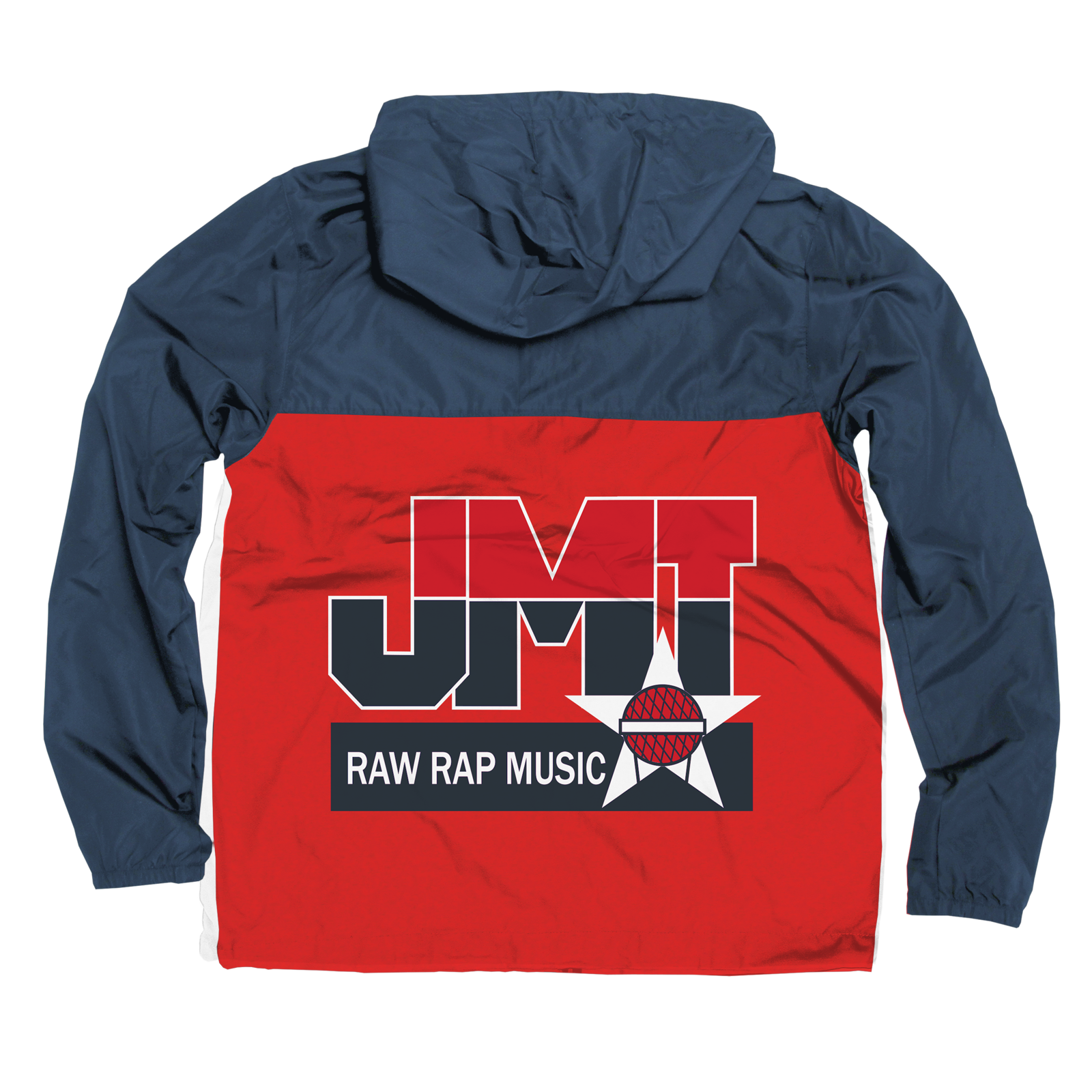 Dream Team Red/Blue Pullover Windbreaker