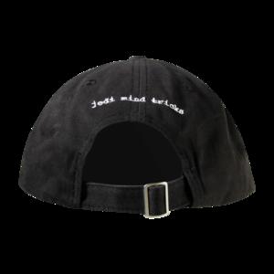 Retro Evolution Dad Hat - Black