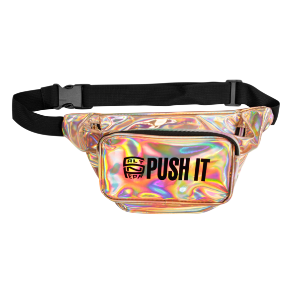 Push it Fanny Pack