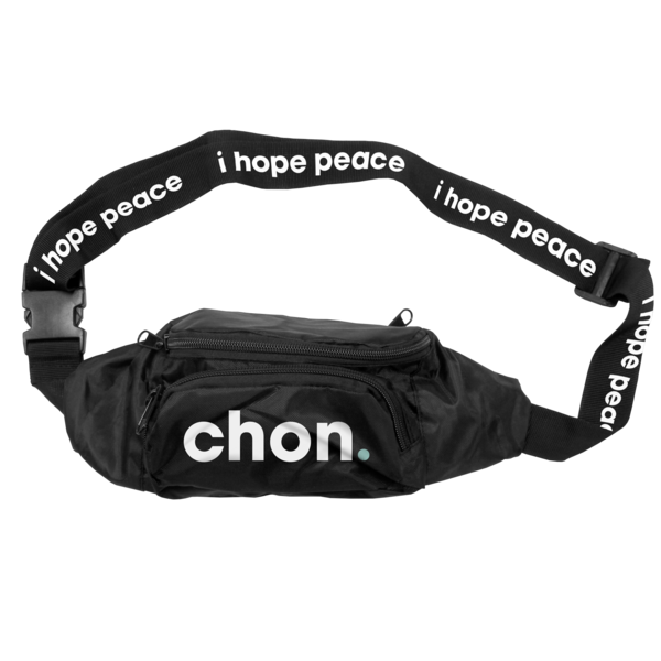 I Hope Peace Cross Body Fanny Pack