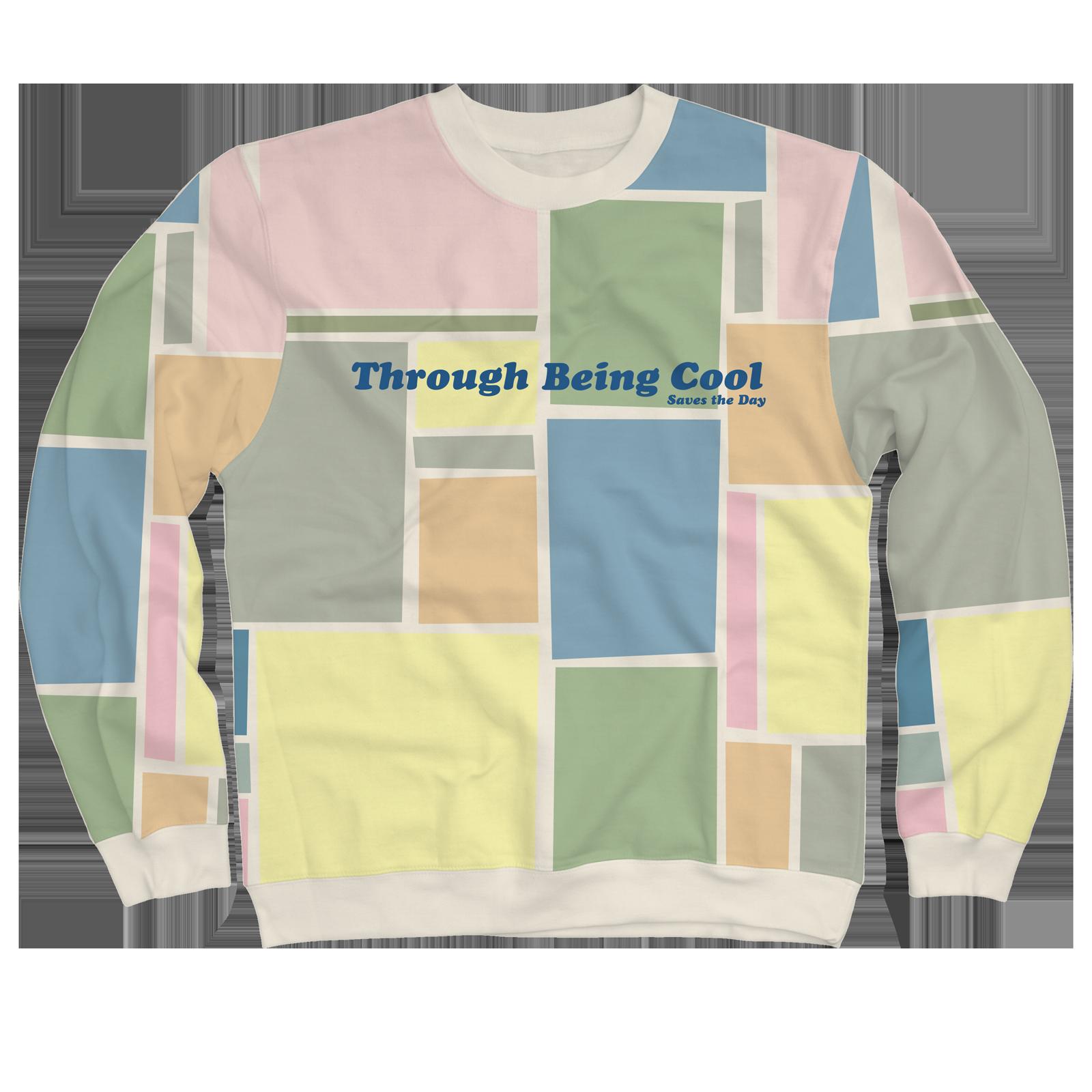 Through Being Cool - Custom Crewneck Sweatshirt