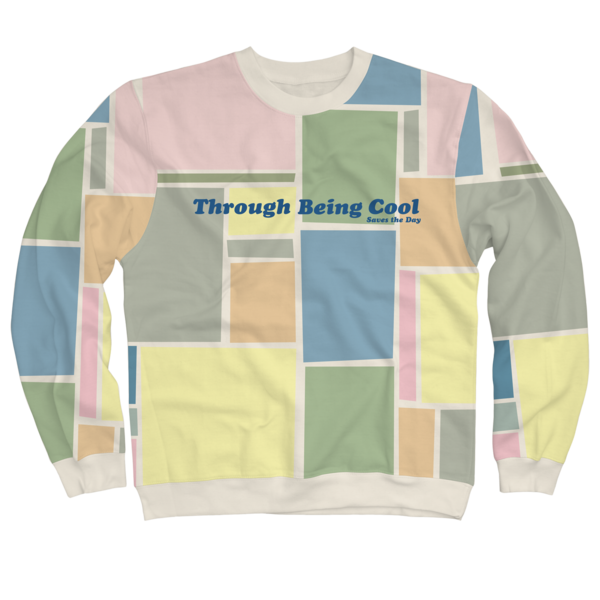 Through Being Cool - Custom Crewneck Sweatshirt