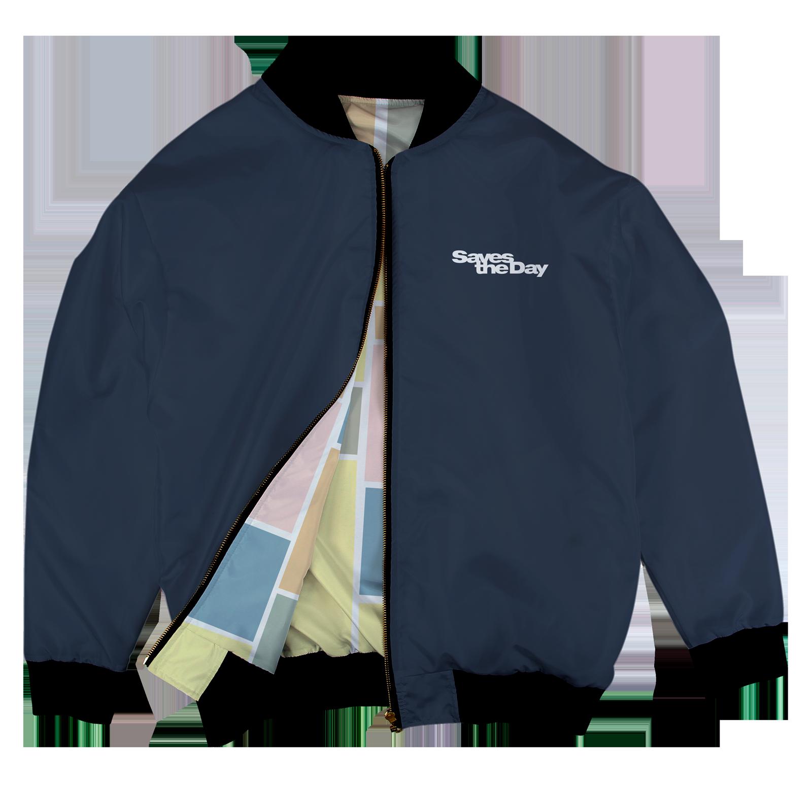 Through Be Cool - Custom Bomber Jacket