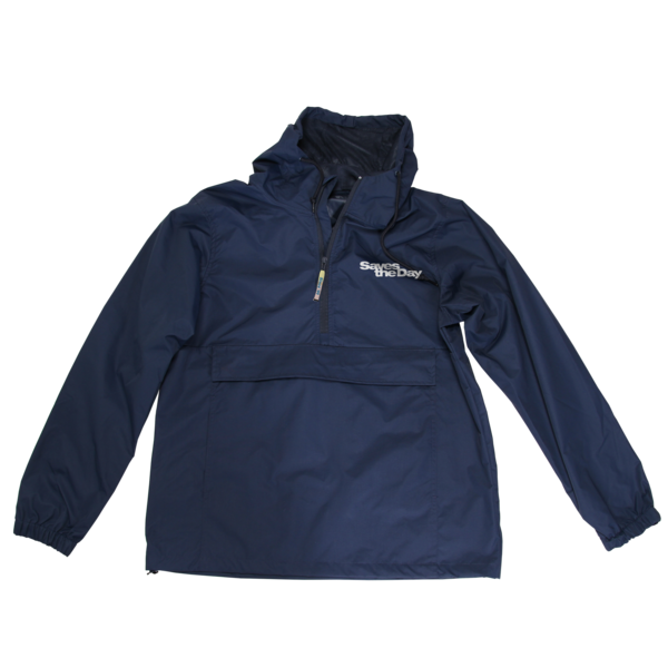 Through Being Cool - Navy Anorak