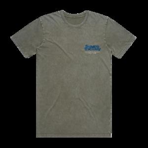 Through Being Cool - Moss T-Shirt