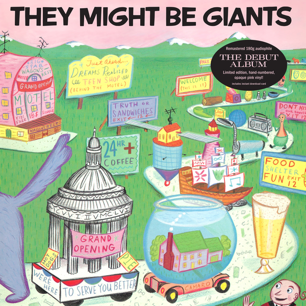 They Might Be Giants (First Album) Download