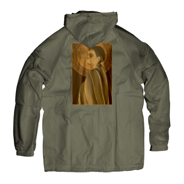 DDLD19 Army Windbreaker Jacket
