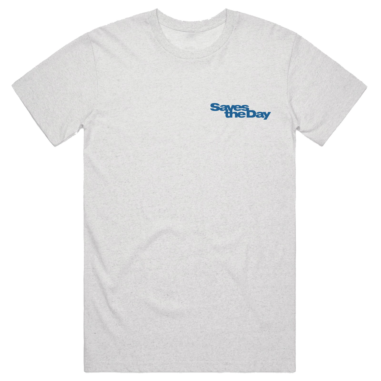 Shoulder To The Wheel Heather Grey T-Shirt