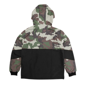 JMT Camo Custom Windbreaker