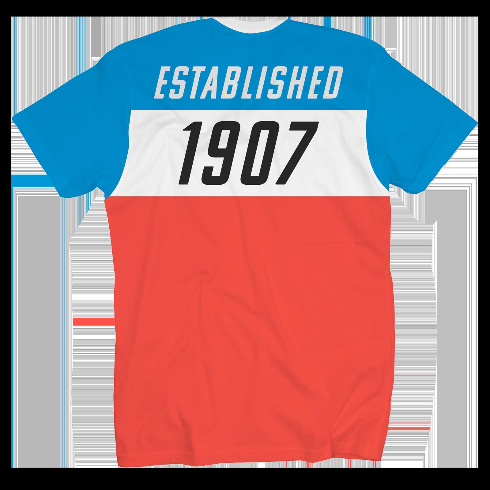 Est 1907 Jersey