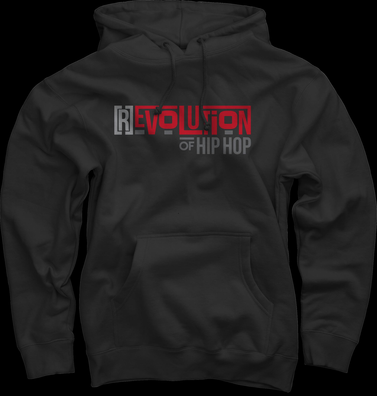 [R]Evolution of Hip Hop Pullover Hoody