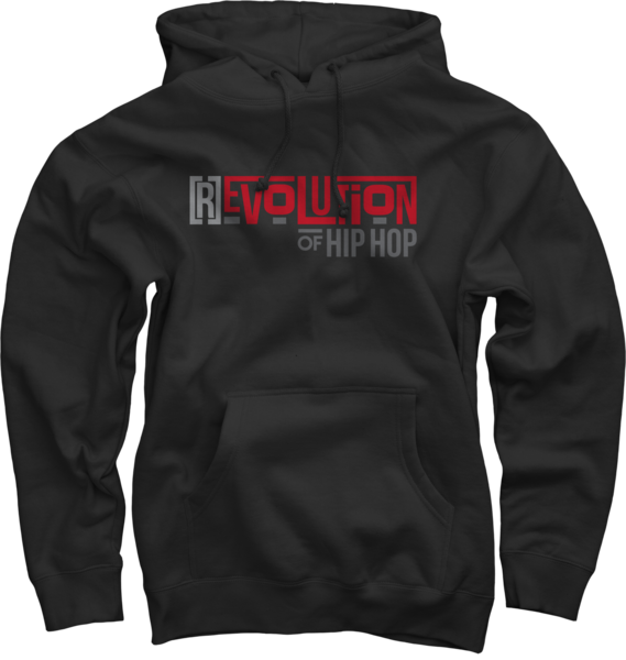 [R]Evolution of Hip Hop Pullover Hoody