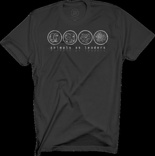 Mitosis Black T-Shirt