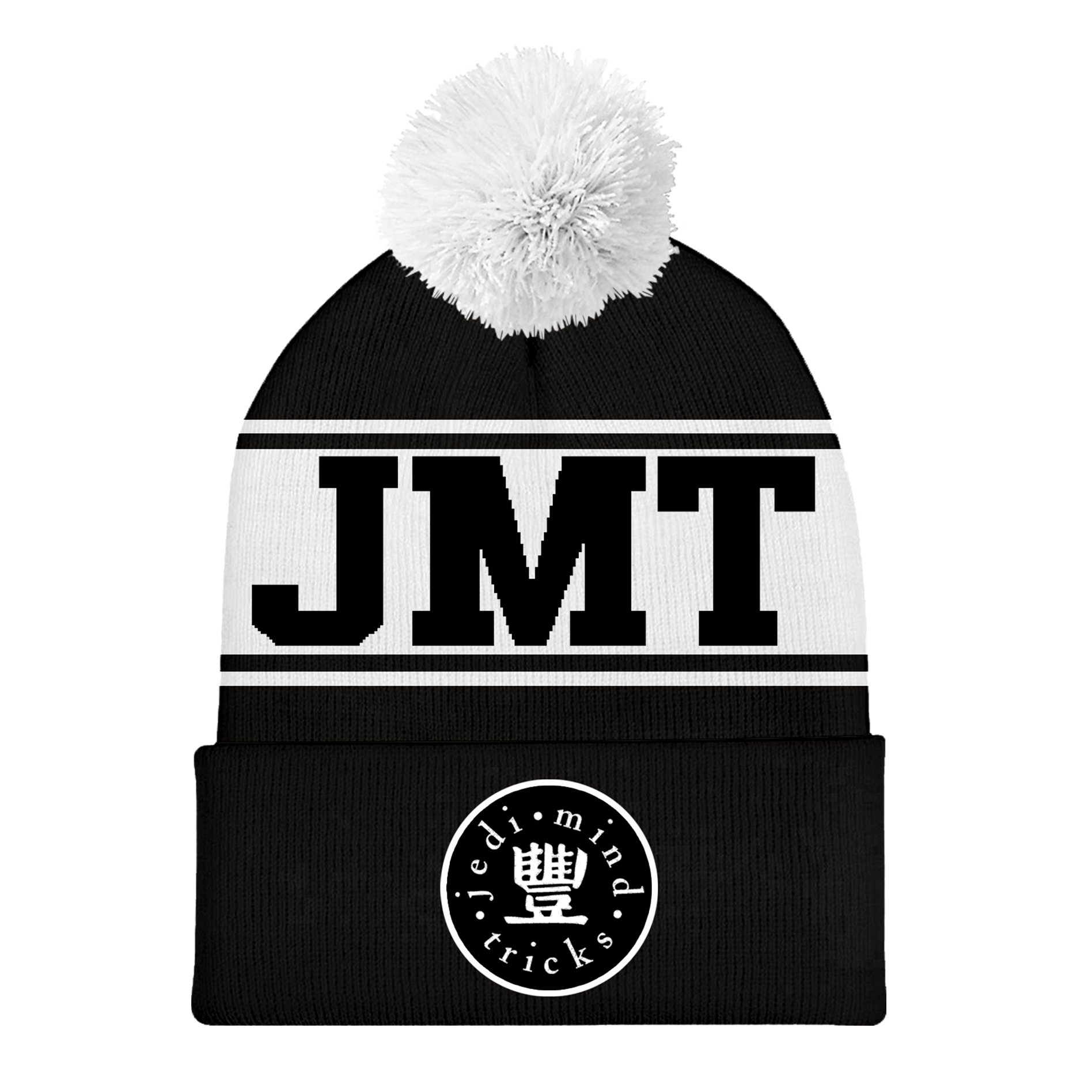 Jedi Mind Tricks Custom Knit Beanie