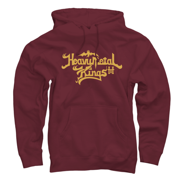 Heavy Metal Kings Currant Pullover