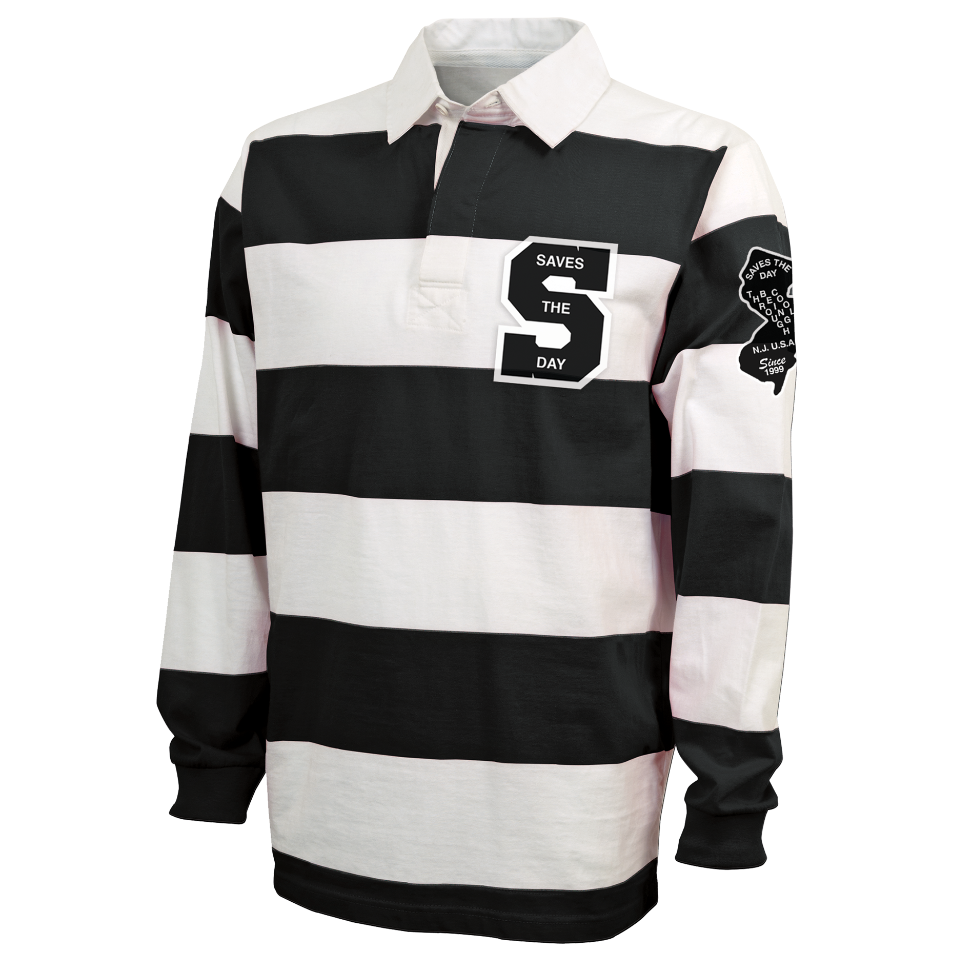 Saves The Day Rugby Shirt