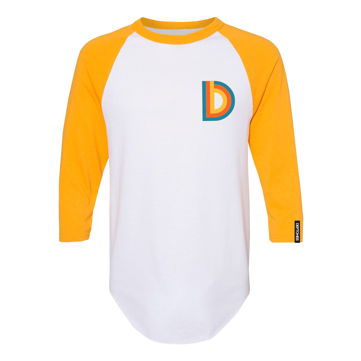 Deftones Worldwide Baseball Tee