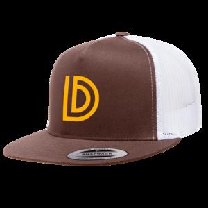 Capital D Trucker Hat