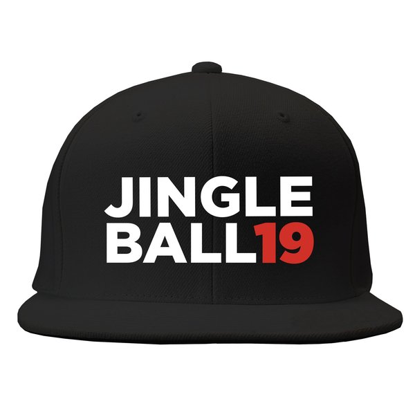 JB19 Tour Black Snapback Hat