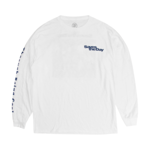 TBC20 White Long Sleeve