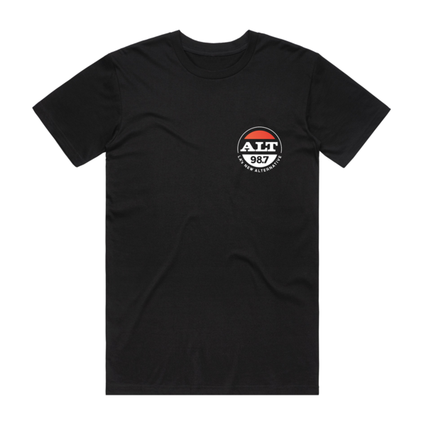 ALTer Ego '20 - 98.7 Black T-Shirt