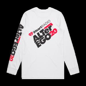 ALTer Ego '20 - White Long Sleeve