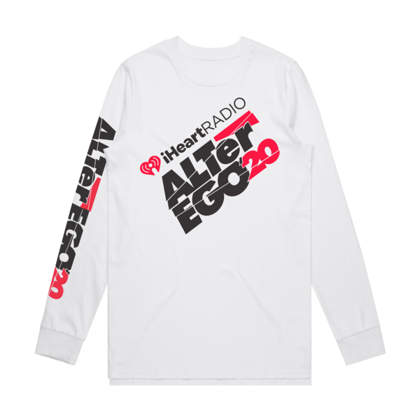 ALTer Ego '20 - White Long Sleeve