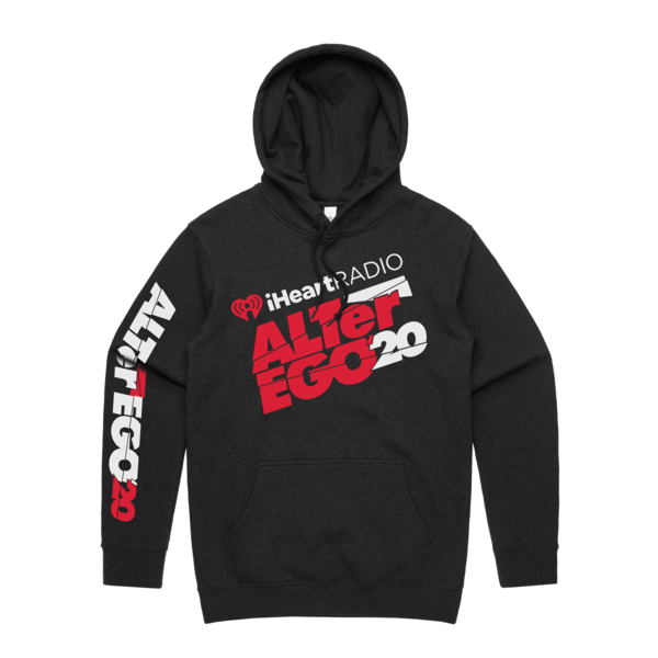 ALTer Ego '20 - Black Pullover
