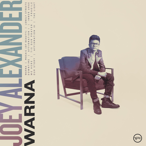 JOEY ALEXANDER - WARNA - CD