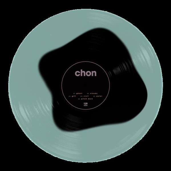 Chon - LP (Aqua/Black)