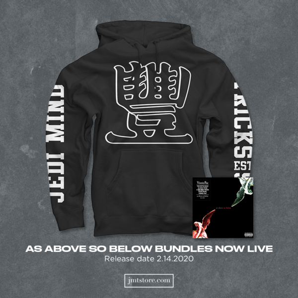 As Above So Below Bundle - Hoodie (Black)