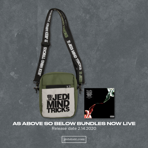 As Above So Below Bundle - Side Bag