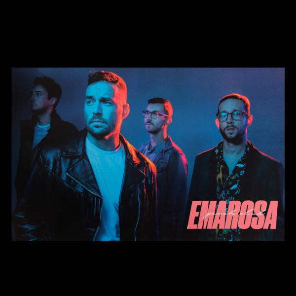 Emarosa VIP Poster