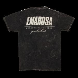 Mineral Wash Black T-Shirt