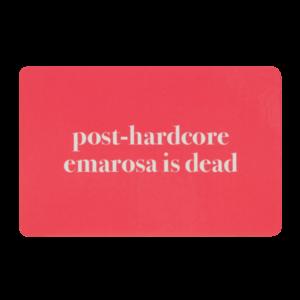 Emarosa Sticker Pack