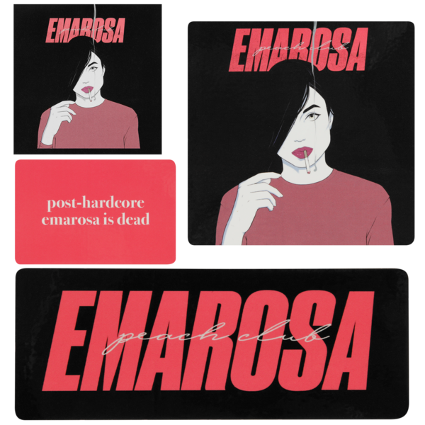 Emarosa Sticker Pack