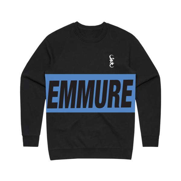 Emmure Paneled Crewneck