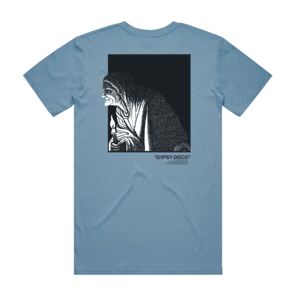 The Witch Blue Tee
