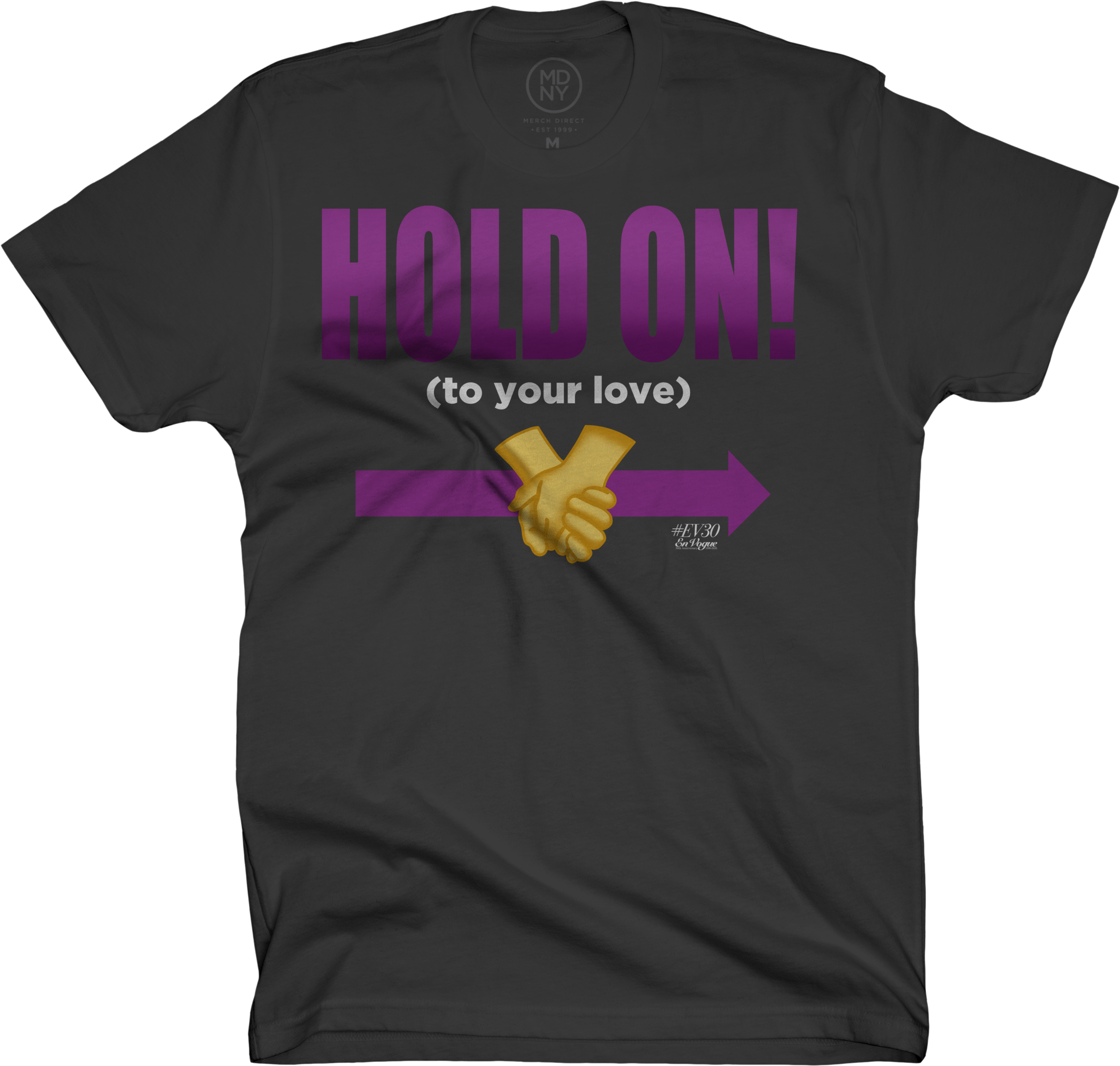 EV30 Hold On! to the Left T-Shirt