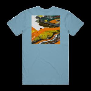 Grow 5 Year Washed Denim T-Shirt